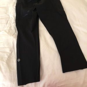 lululemon athletica Pants - Lululemon Fast & Free Crop II (Nulux) 19""